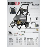 EUROX HBP1212 3HP 120Bar High Pressure Washer