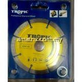 Tropic ADW-4S Professional Diamond Wheel Blade 105 x 1.6 x 20mm