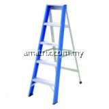 EVERLAS YSS06 SINGLE SIDED ALUMINIUM LADDER 6 STEP 1471MM (4.82')