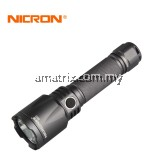 Nicron B60 USB Charging High Performance Strong Flashlight 9W