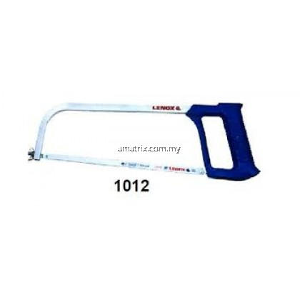 LENOX T45328 HIGH TENSION LIGHT WEIGHT HACKSAW FRAME 1012
