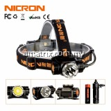 NICRON H30 HIGH PERFORMANCE HEADLAMP