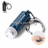 NICRON N1.1 LED Mini Keychain Flashlight