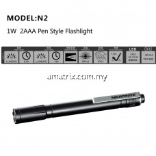 Nicron N2 2AAA High Brightness Pen Light