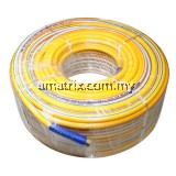 "38-PH446 5/16""X100M HIGH PRESSURE AIR HOSE With Brass Fitting"