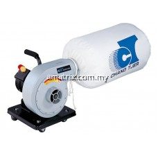 CHANG-TJER UB-50P PORTABLE 1HP DUST COLLECTOR