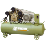 SWAN HWU-310N  Air Compressor 12Bar 10HP, 850rpm, 786L/min, 262kg