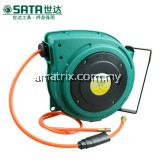 Sata 98001 6mm x 10m Air Hose Reel