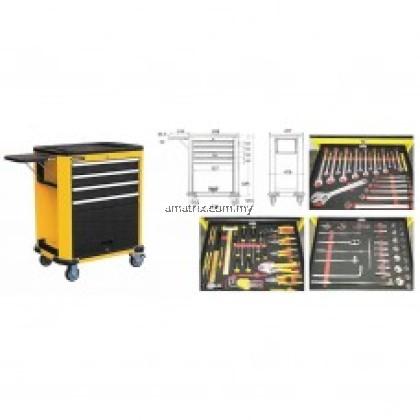 STANLEY STMT74157-8 135 PCS TOOLS SET WITH ROLLER CABINET