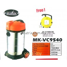 Mr.Mark MK-VC9540 1000W/40L Wet & Dry Vacuum Cleaner