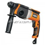 AEG MC-KH26E SDS-PLUS COMBI HAMMER
