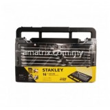 STANLEY STMT74897-8  16PCS SLIMLINE COMBINATION WRENCH MODULE SET (without clear case)