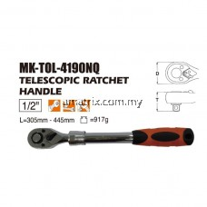 "MR.MARK MK-TOL-4190NQ 1/2"" Dr. Telescopic Ratchet Wrench Handle"