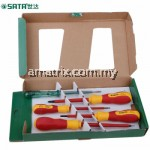 Sata 09302 VDE Screwdriver Set, 5pcs