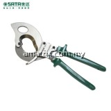 SATA 72512 RATCHETING CABLE CUTTER 400MM2