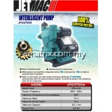 JETMAC JPG3700A Intelligent Water Pump 0.5HP