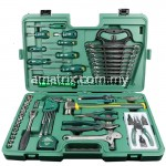 SATA 09516 58 PCS MECHANICAL MAINTENANCE AUTO REPAIR KIT SET