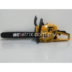 EUROX CSH1852 GASOLINE CHAIN SAW  18""