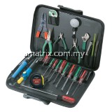 proskit 1pk-7120b Field Engineer's Service Tool Kit (220V)