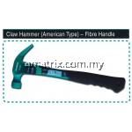 AIWO CHR-16 16oz. Claw Hammer (American Type)- Fibre  Handle