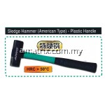 AIWO Sledge Hammer (American Type)- Plastic  Handle