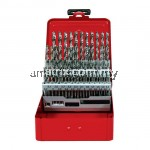 EVACUT 50M 1.0-5.9MM HSS DRILL BITS SET 50PCS