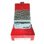 EVACUT 51M 6.0-10.0MM HSS DRILL BITS SET 41PCS