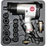 "KOBE KBE2702350K IWS500 1/2"" IMPACT WRENCH KIT"