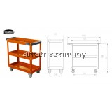 Mr.Mark mk-eqp-0308 3 Level Mechanic Tool Cart Trolley