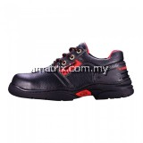 BLACK HAMMER BH2991 Men Series Low Cut Lace Up Safety Shoes