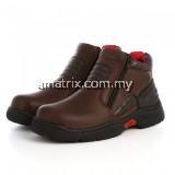BLACK HAMMER BH2996 Men Series Low Cut Mocassins Lace Up Safety Shoes