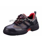BLACK HAMMER BH3883 Ladies Low Cut Lace Up Safety Shoe