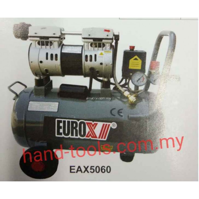 550Wx60L Oiless & Silent Type Air Compressor Rated pressure