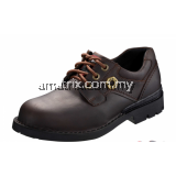 BLACK HAMMER BH4991 4000 Series Men Safety Shoes Low Cut Lace Up