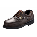 BLACK HAMMER BH4993 4000 Series Men Safety Shoes Low Cut Mocassins With Lace Up