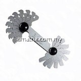 TOPTUL ICAB0124 Screw Pitch Gauges (0.25-6.0mm)