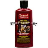 65893 TANNER'S PRESERVE® LEATHER CONDITIONER-THE BEST AT REJUVENATING & PROTECTING LONGER