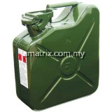 KEN5039270K 5LTR HEAVY DUTY STEEL JERRY CAN (GREEN)