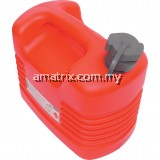 KEN5039120K 10LTR PLASTIC JERRY CAN WITH INTERNAL SPOUT