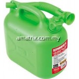 KEN5039020K 5LTR LEADED FUEL CONTAINER - GREEN