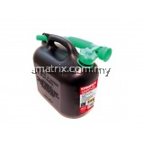 KEN5039030K 5LTR DIESEL FUEL CONTAINER - BLACK