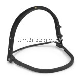 CM-HBV-6 ECONOMIC HELMET VISOR CARRIER - ABS