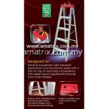 Everlas YCS Heavy Duty Certified Step Ladder