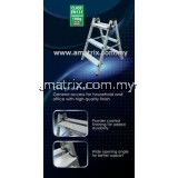 Everlas YDL Heavy Double Sided Deluxe Ladder