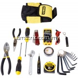 Stanley 92-005 22 PCS Electrician's Tools Set