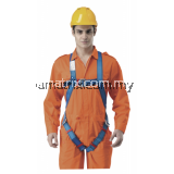 BH-7886-B ECONOMIC FULL BODY HARNESS