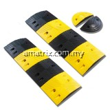 Rubber Speed Hump 1000mm(W) x 350mm(D) x 50mm(H)