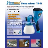 Haupon TM-71 HVLP Electric Spray Gun - Home Painter Set