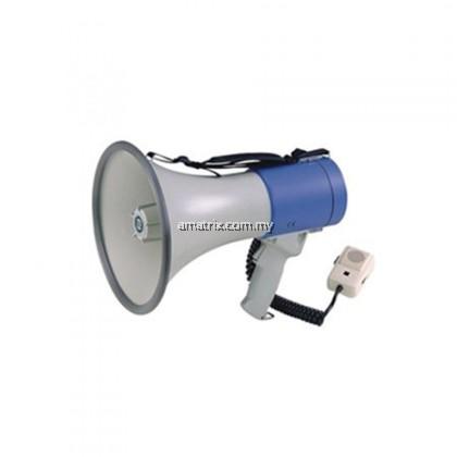 ER-66 Megaphones Series With Built-in Alert Siren