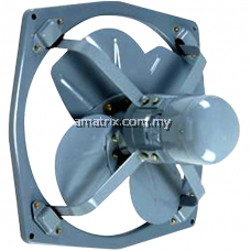 "SWAN FA-30II Exhaust Fan 12""/300mm, 1Ø, 32m3/min, 1400rpm, 130W"